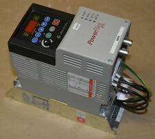 Allen Bradley 22B-D6P0N104 with 22-RF012-BL 2.2kW/3.0HP drive 3 phase 380-480 V