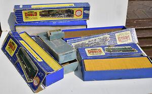 HORNBY DUBLO LOCOMOTIVE BOXES FOR REFURBISHMENT