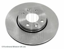 BLUE PRINT BRAKE DISCS FRONT PAIR FOR A NISSAN NOTE MPV