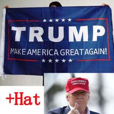 Donald Trump Flag Make America Great Again hat 2016 Republican EMBROIDERED Cap k