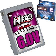 NIKKO Giga Pack Ni-MH 6V Akku RC Auto Batterie Kassette Wiederaufladbar 800 mAh