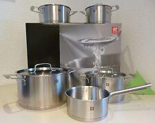 Zwilling Set Pentole base 5 pz. ACCIAIO INOX 5 pezzi adatto a Cucina induzione