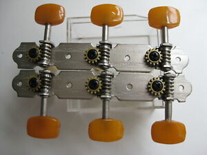 Vintage Ibanez Aria Goya Classic Guitar Tuners Set for Project Upgrade