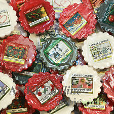 Yankee Candle Melts Christmas Mix X 10 - FREE P+P