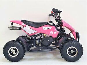 Mini Quad Bike, 50cc Petrol Quad, ATV, Quad Bike, Off Road, 2 STROKE, Automatic