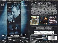 WOMAN WANTED - DVD (NUOVO SIGILLATO)
