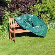 Kingfisher Outdoor Garden Furniture Bench Cover 132 x 97cm Protection Waterproof