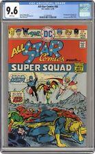 All Star Comics #58 CGC 9.6 1976 3718443002 1st app. Power Girl