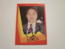 ROB LAIRD SIGNED AUTOGRAPHED 1990 AHL PROCARDS CARD-SKIP JACKS COACH/GM