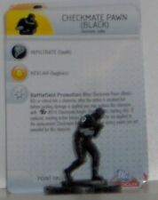 Brave and the Bold Heroclix 013 Checkmate Pawn Black