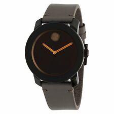 Movado 3600455 Men's Bold Brown Quartz Watch