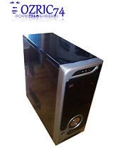 CASEMASTER CABINET CASE PC ATX MINI ATX COMPUTER DESKTOP  NERO ALIMENTATORE 500W