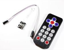 ir-kit / Set con infrarotdiode, mando a distancia, Receptor para Arduino,