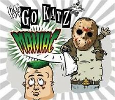 GO-KATZ Maniac CD-Single - NEW Sealed - Old School Psychobilly Rockabilly