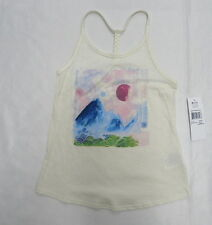 Roxy Kids Sz 5 Shirts Tank Tops Mist Mountain