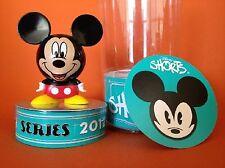 "BUBBLE HEAD  Disney Shorts Mickey Mouse Series 2012 Vinyl Figure 3.5"" 1000 sets"
