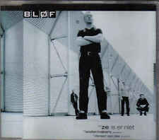 Blof-Ze Is Er Niet cd maxi single