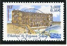 STAMP / TIMBRE FRANCE OBLITERE N° 3415 CHATEAU DE GRIGNAN /