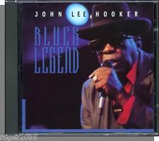 John Lee Hooker - Blues Legend - New 1996 MCA CD! 10 Songs!