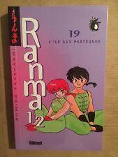 RANMA 1/2 - T19 : L'île aux pastèques