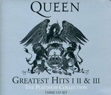 Queen - Greatest Hits I II And III: The Platinum Collection [CD]