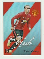 2017 Nobility Soccer - Wayne Rooney - For Club - Manchester United / England