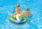 """INTEX Ride-On WAVE RIDER 46"""" X 30.5"""" WAVE RUNNER  INFLATABLE POOL FLOAT AGE 3"""