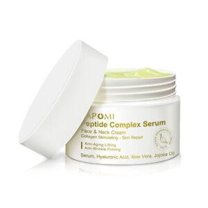 Anti-wrinkle Skin Hydrating Facial Cream Lotion Peptide Essence Face Moisturizer