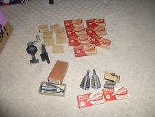 Vntg NOS Lot of 20+ Boston Speed Cutters & Carriers Pencil Sharpener L SF-4  55