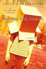 Running with Scissors (Paperback or Softback)