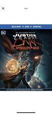 Justice League Dark:Apokolips War Digital Movie