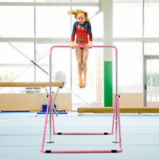 Gymnastics Bar Adjustable Horizontal Training Bars Kids Sport Gym Equipment