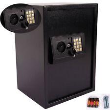 Large Digital Electronic Keypad Lock Depository Safe Drop Box Security Home Lock