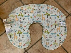 ZOO ANIMALS MONKEY Unisex BOPPY Pillow Cover Baby Breast Feeding Mom Nursing EU