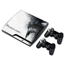 PS3 Slim Playstation 3 Console Skin Decal Sticker Game Of Thrones Custom Design