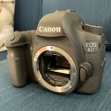 Canon EOS 6D 20.2MP Digital SLR Camera Body GREAT CONDITION LOW SHUTTER COUNT