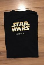 Star Wars T Shirt May The Force Be With You Large Black