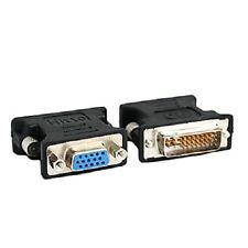 Adattatore DVI - VGA DVI-I 24+5-pin Maschio - VGA Femmina Adapter hsb
