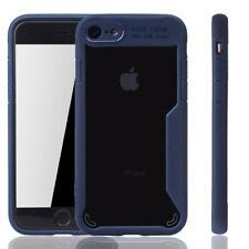 Apple IPHONE 7 Funda Estuche Móvil Protector Paragolpes Blau