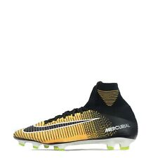Nike Mercurial Superfly V FG Men's Firm Ground Football Boots Orange/Black