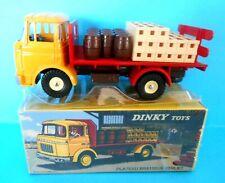 DINKY TOYS 588 GAK BERLIET CAMION BRASSEUR 4677113 -  ATLAS EDITIONS 1/43 [N]