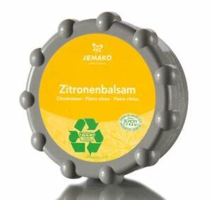 Jemako® Zitronenbalsam - 350g-Dose - für Metall, Edelstahl, Glaskeramik