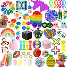 1-45 Poppet Fidget It Sensory Toy Spielzeug Stress Angst Relief ADD ADHS Toy Set
