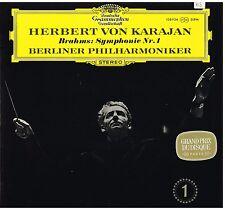 Brahms: Sinfonia N.1 / Karajan, Berliner - LP Dgg