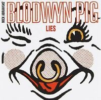 Blodwyn Pig - The Basement Tapes / Lies Nuovo 2 x CD