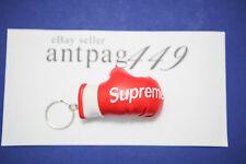 Supreme Red Boxing Glove Keychain Box Logo