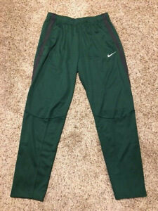 Men's Nike Epic Training Tennis Pants with Pockets Green/Anthracite All Sizes