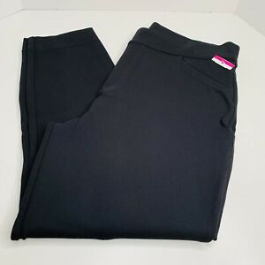 New! Spanx The Perfect Black Pant, Ankle Backseam Skinny 20251Q, Size XL