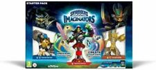 Nintendo Wii U Skylanders IMAGINATORS Starter Pack NO BOX