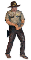 NEW, McFarlane Walking Dead Series 7 RICK GRIMES, Mint, MOMC Walgreen EXCL